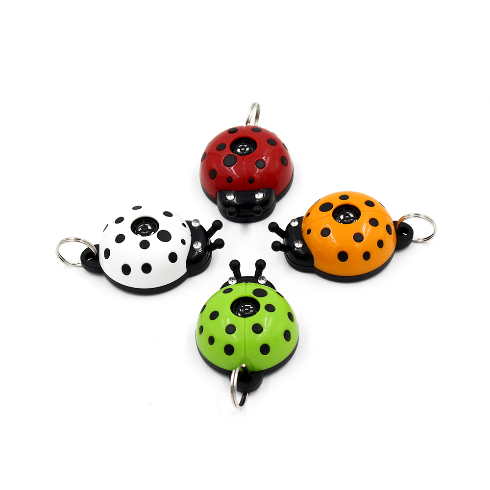 Ladybug Style Ultrasonic Pest Control Repeller