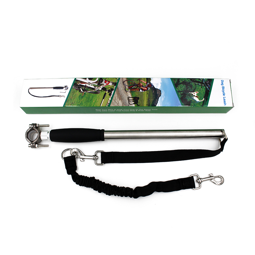 Adjustable Dog Bike Running Leash